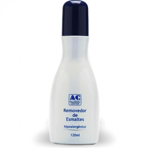Removedor de Esmalte Hipoalergênico - Allergic Center - 120ml