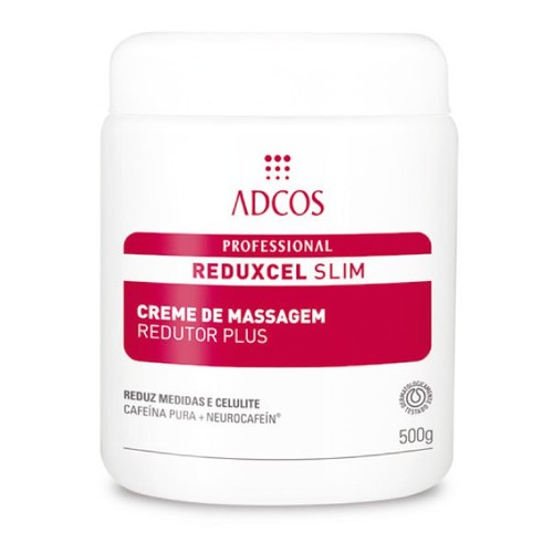 Reduxcel Slim - Creme de Massagem Redutor Plus - 500g